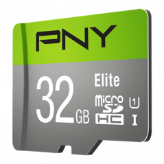 PNY Elite memoria flash 32 GB MicroSDHC Clase 10
