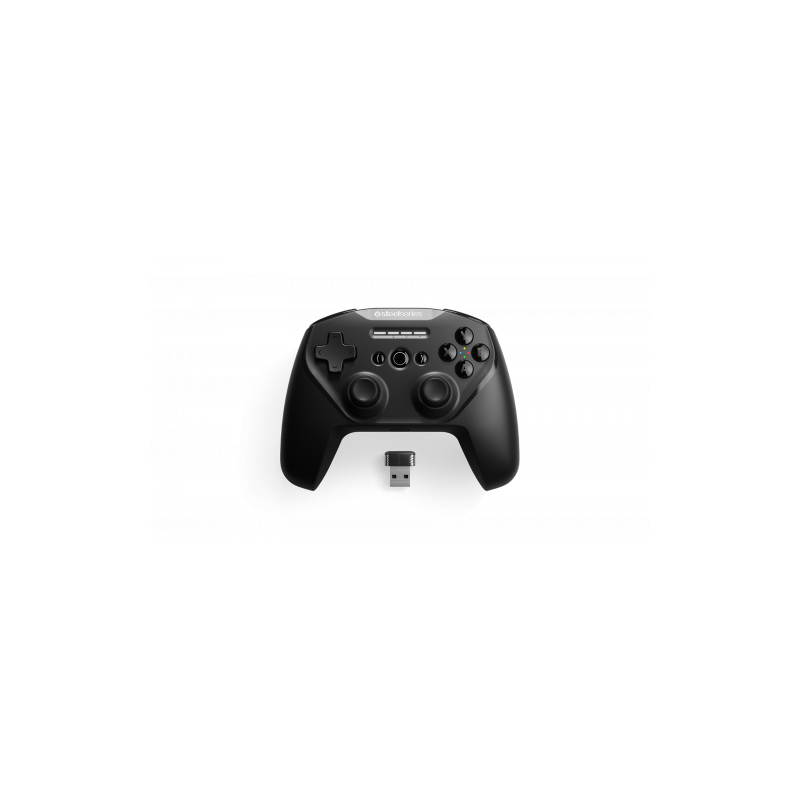 Steelseries Stratus Duo Gamepad AndroidPC Analogico Digital Bluetooth Negro