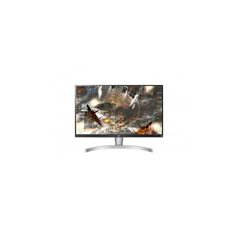 LG 27UL650 W LED display 686 cm 27 3840 x 2160 Pixeles 4K Ultra HD Plata