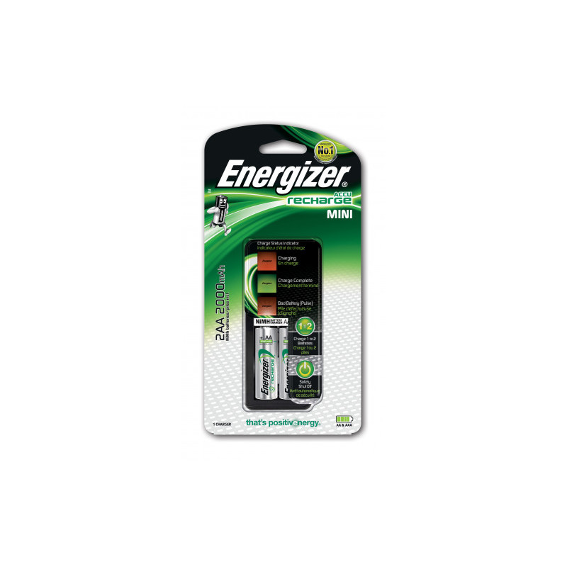 Energizer Mini Charger Corriente alterna