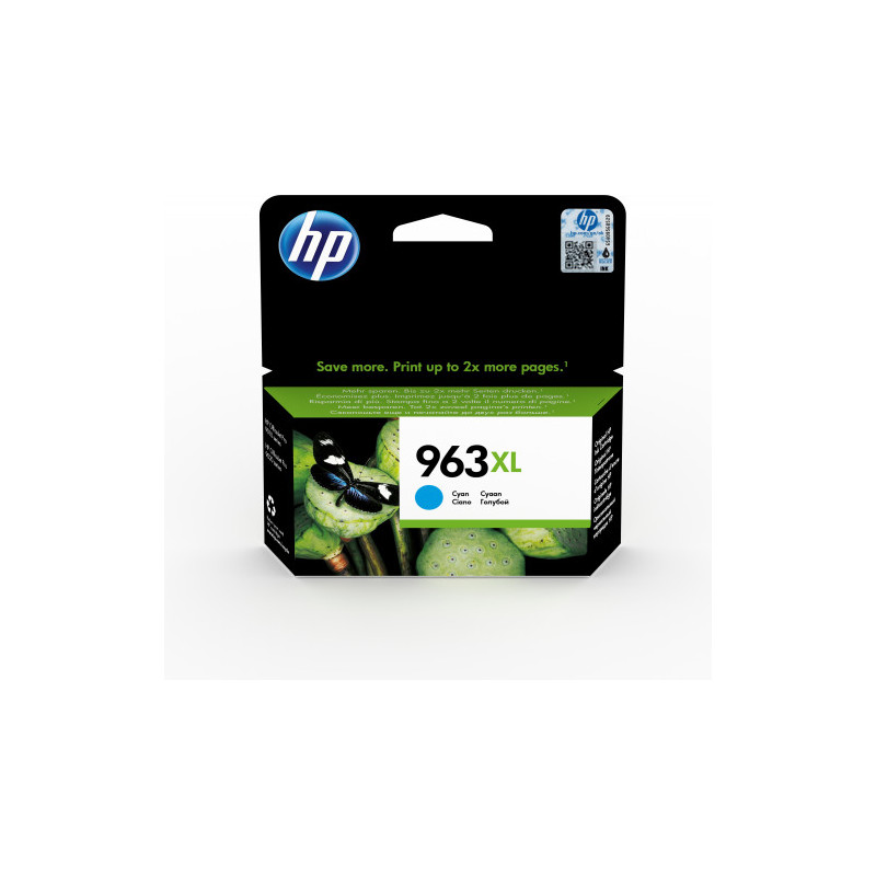HP 963XL CARTUCHO DE TINTA HP963XL CIAN 3JA27AE
